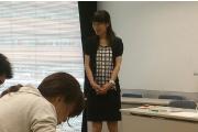 矢野文子 研修風景2